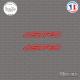 Sticker JDM Limited Edition