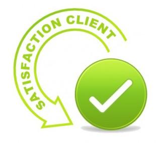 Satifsfaction Client