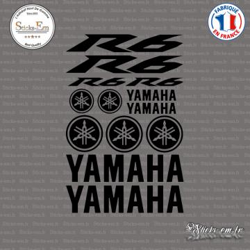 Stickers Planche Yamaha R6