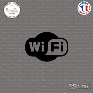 Sticker Logo Wifi