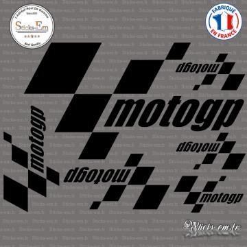 Stickers Planche Moto GP