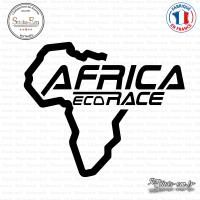 Sticker Africa Eco Race Logo