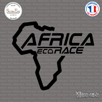 Sticker Africa Eco Race Logo