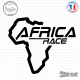 Sticker Africa Race Logo