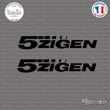 2 Stickers 5ZIGEN
