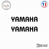 2 Stickers Yamaha Logo 03