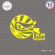 Sticker JDM Drift Jap Work Ninja Sticks-em.fr Couleurs au choix