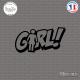 Sticker JDM GIRL sticks-em.fr