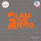Sticker JDM I Am The Stig Sticks-em.fr Couleurs au choix