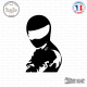 Sticker JDM The Stig