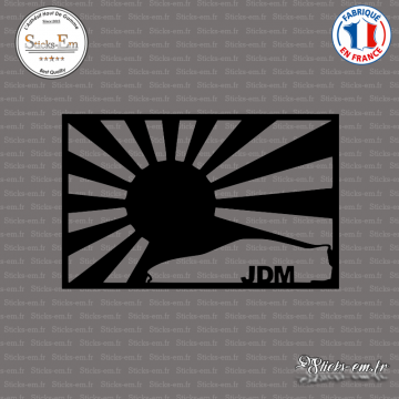 Sticker JDM Sunshine