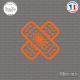 Sticker JDM Pansement sticks-em.fr