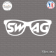 Sticker JDM Lunettes Swag sticks-em.fr