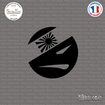 Sticker JDM Japan Smile