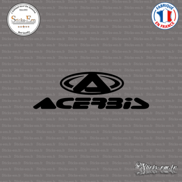 Sticker Acerbis Logo