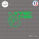 Sticker JDM Vtec this ! sticks-em.fr