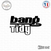 Sticker JDM Bang tidy