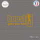 Sticker JDM boost gets you laid Sticks-em.fr Couleurs au choix