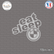 Sticker JDM Eat Sleep Bmw sticks-em.fr