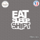 Sticker JDM Eat Sleep Shift Sticks-em.fr Couleurs au choix