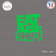 Sticker JDM Eat Sleep Shift sticks-em.fr