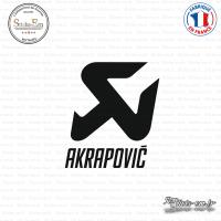Sticker Akrapovic Logo