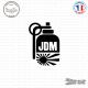Sticker JDM Grenade Jdm sticks-em.fr