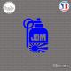 Sticker JDM Grenade Jdm Sticks-em.fr Couleurs au choix