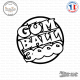 Sticker JDM Gum Ball 3000 Sticks-em.fr Couleurs au choix