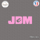 Sticker JDM Hand in JDM sticks-em.fr