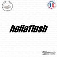 Sticker JDM Hellaflush
