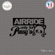 Sticker JDM Air Ride Sticks-em.fr Couleurs au choix