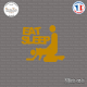 Sticker JDM Eat Sleep Sticks-em.fr Couleurs au choix