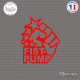 Sticker JDM Fist Pump Sticks-em.fr Couleurs au choix