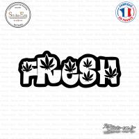 Sticker JDM Fresh