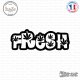Sticker JDM Fresh Sticks-em.fr Couleurs au choix