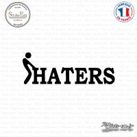 Sticker JDM Fuck Haters