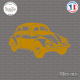 Sticker VW Beetle Sticks-em.fr Couleurs au choix