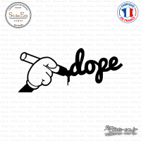 Sticker JDM disney dope
