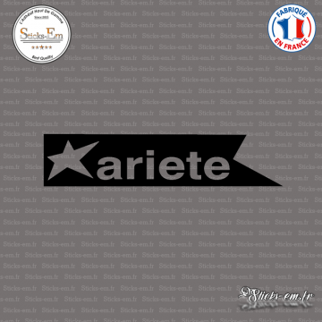 Sticker Ariete