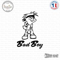 Sticker Bad Boy