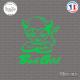 Sticker JDM Bad Girl Diablesse Sticks-em.fr Couleurs au choix