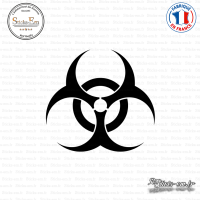 Sticker Biohazard