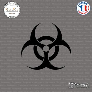 Sticker Biohazard