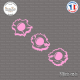Sticker Bulletholes trous de balles sticks-em.fr