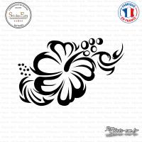 Sticker Flower Design Sticks-em.fr Couleurs au choix