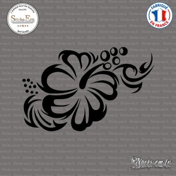 Sticker Flower Design