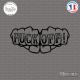 Sticker JDM Fuck OFF Tatoo Sticks-em.fr Couleurs au choix
