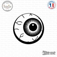 Sticker JDM Eyeball