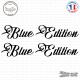 2 Stickers Blue Edition XL sticks-em.fr